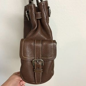81b7cdaa33 Prada Bags - Prada Side Pocket Belt Vitello Daino Leather Bag💕